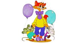 Сайт о мультике кот леопольд